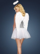 Women 3 PCS Angel Costume