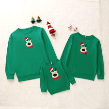 Christmas Family Kids Sweat Shirt