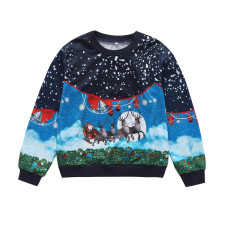 Kids Boy Christmas Sweat Shirt