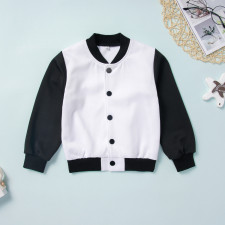Kids Boy Contrast Jacket