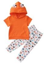 Набор летних милых мультипликационных штанов для мальчиков