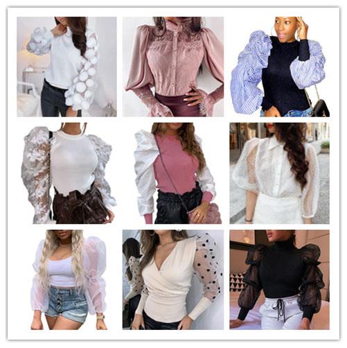 Großhandel Blusen Shirts auf globalen Liebhaber