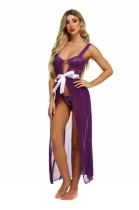 Sexy lila Dessous Set