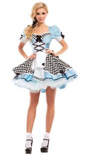 Beer Girl Dress Costume