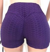 Pantaloncini da yoga strillati sexy Scrunch Butt