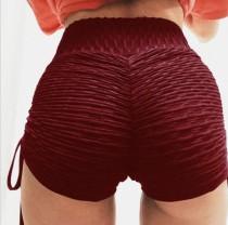 Short de yoga sexy avec fesses scrunch