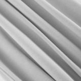 Прозрачное офисное платье-карандаш с короткими рукавами