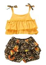 Kids Girl Summer Цветочный шорт