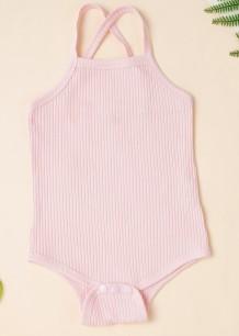 Sous-vêtements barboteuses d'été pour bébé fille