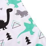 Baby Boy Sommer ärmellosen Print Jumpsuit