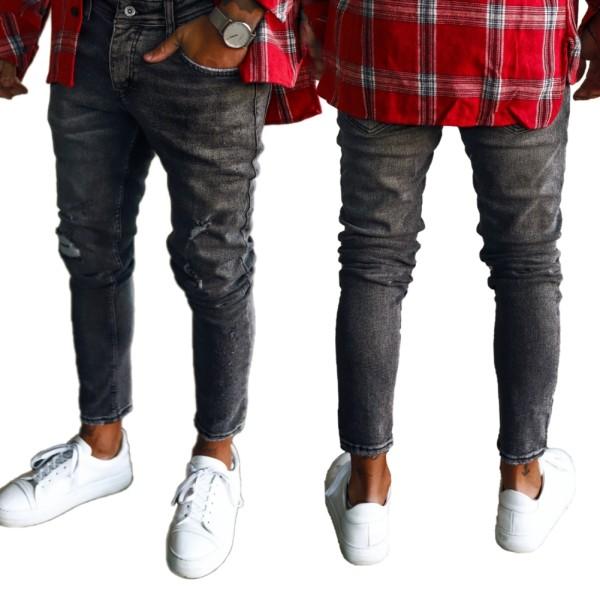 Herren Stylish Ripped Jeans