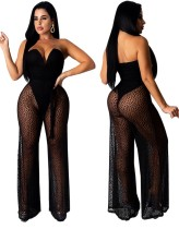 Sexy Sweetheart Dot Party Jumpsuit