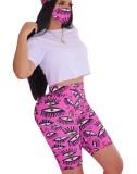 Shorts casual in due pezzi estivi con copertina