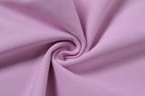 Conjunto de sujetador y pantalón de tres piezas con contraste sexy