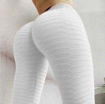 Sexy Scrunch Yoga Leggings mit hoher Taille