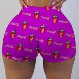 Pantalones cortos deportivos Fitness Sexy Snack