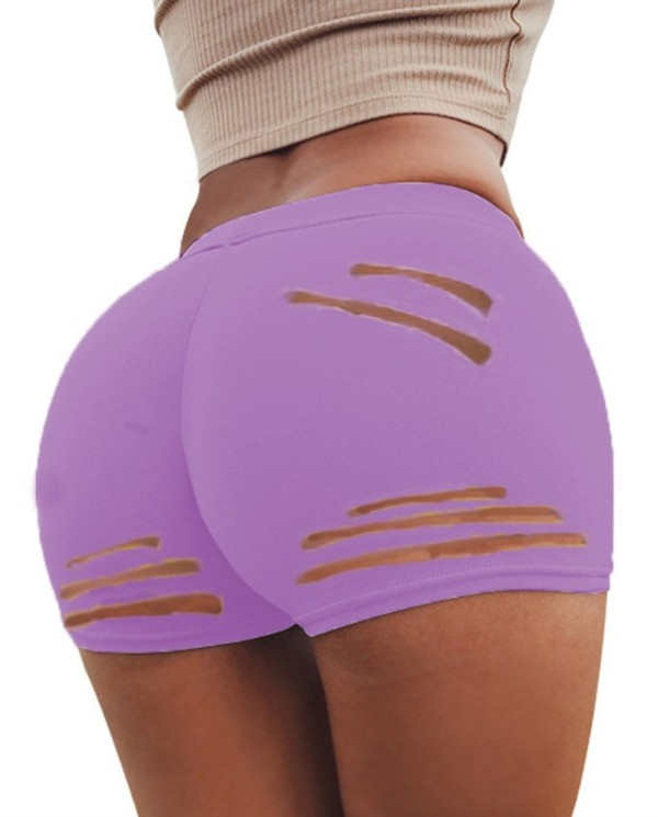 Sports Fitness Shorts lisos y sexys