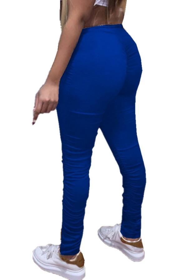 Pantalones africanos sexy apilados