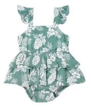 Mamelucos con correa floral Summer Girl Todder Girl Summer