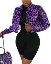 African Leopard colbert met lange mouwen