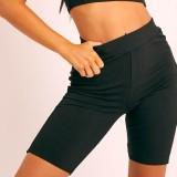 Sport Fitness Plain Shorts