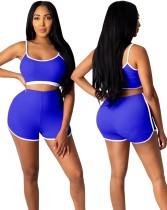 Sport Fitness Matching BH und Shorts Set