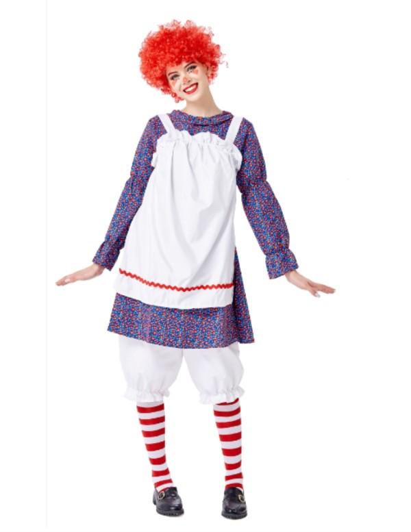 Costume de femme de chambre française Cosplay