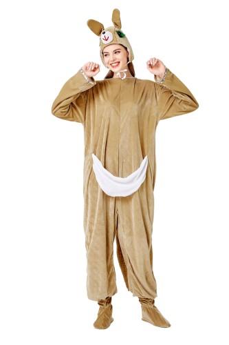 Cosplay femmes kangourou Costume