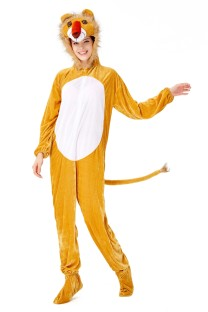 Cosplay Women Lion Costume
