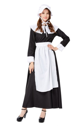 Cosplay Women French Maid Costume
