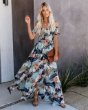 Summer Sweetheart Floral Long Dress