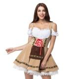 Carnaval biermeisje sexy kostuum
