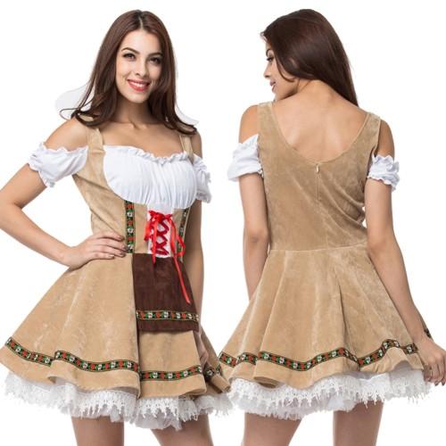 Karneval Bier Mädchen Sexy Kostüm