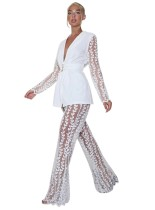 Party Sexy 2pc Matching Blazer and Pants Set