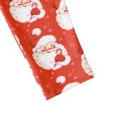 Legging imprimé de Noël pour bébé fille