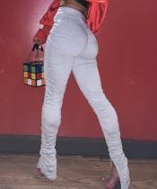 Sexy scrunch butt hoge taille stack legging
