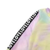 Ensemble de chemises et de pantalons pour enfants fille automne