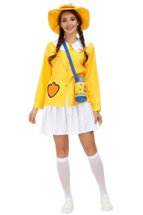 Carvinal Cosplay Women Costume Set