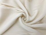 Haut basique uni en tricot à col en V uni avec manches boutonnées