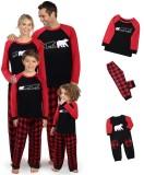 Conjunto de Pijamas de Natal para Família - Crianças