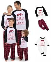 Kerstfamilie pyjama set - papa