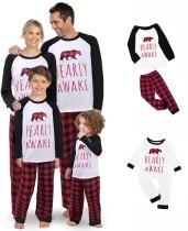 Kerstfamilie pyjama set - mam