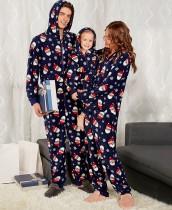 Weihnachtsfamilie Onesie Pyjama für Papa