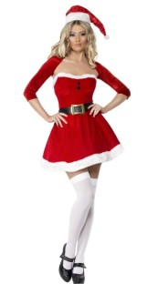 Christmas Women Sexy Costume