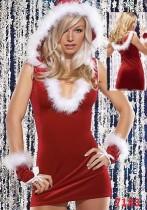 Weihnachtsfrauen Sexy Dessous