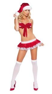 Kerstvrouwen Sexy Lingerie
