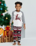 Weihnachtsfamilie Pyjama Set (Kinder)