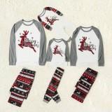Weihnachtsfamilie Pyjama Set (Baby)