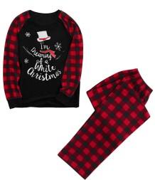 Conjunto de pijama familiar navideño - Daddy