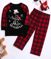 Weihnachtsfamilie Pyjama Set - Mama